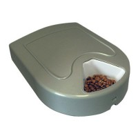 Gamelle, distributeur & fontaine - Distributeur Pet Feeder 5 repas