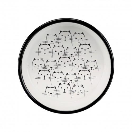 Gamelle, distributeur & fontaine - Gamelle museau court pour chats