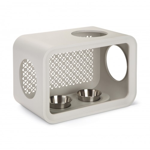 Gamelle, distributeur & fontaine - Cat Cube Dinner pour chats