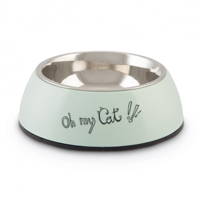 Gamelle, distributeur & fontaine - Gamelle Oh my Cat pour chats