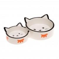 Gamelle pour chat - Gamelle Vénère Duo Ferplast