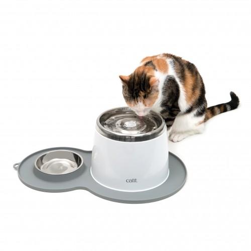 Gamelle, distributeur & fontaine - Set de table Peanut pour chats