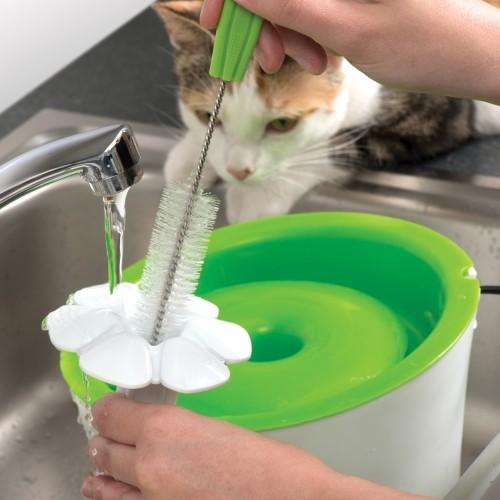 Gamelle, distributeur & fontaine - Kit de nettoyage pour chats