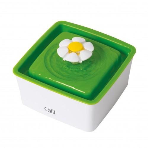 Gamelle, distributeur & fontaine - Fontaine Mini Flower pour chats