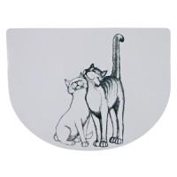Accessoire repas pour chien et chat - Set de table Pussy Cat Trixie