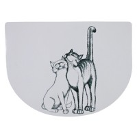 Gamelle, distributeur & fontaine - Set de table Pussy Cat