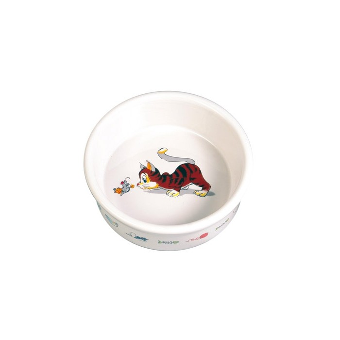 Gamelle, distributeur & fontaine - Gamelle Tendresse pour chats