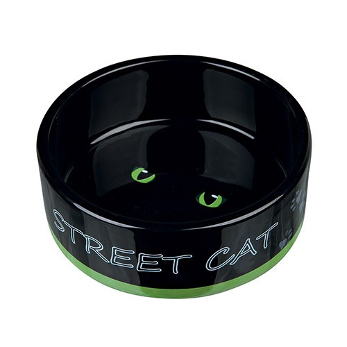 Gamelle, distributeur & fontaine - Gamelle Street Cat pour chats