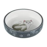 Gamelle pour chat - Gamelle céramique - museau court Trixie