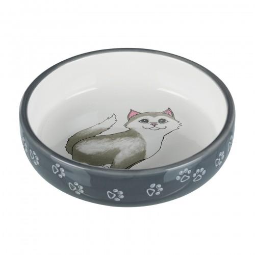 Gamelle, distributeur & fontaine - Gamelle céramique - museau court pour chats