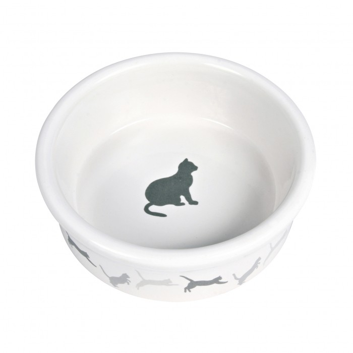 Gamelle, distributeur & fontaine - Gamelle Jumpin' Cats pour chats