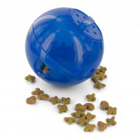 Jouet distributeur pour chat - Balle distributrice de nourriture SlimCat Petsafe Petsafe