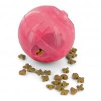 Jouet distributeur pour chat - Balle distributrice de nourriture SlimCat Petsafe