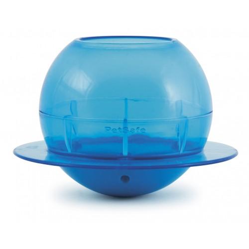 Gamelle, distributeur & fontaine - Distributeur Fishbowl pour chats