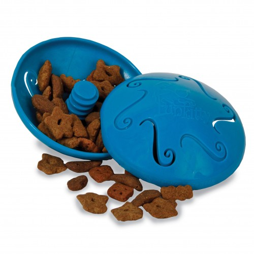 Gamelle, distributeur & fontaine - Jouet distributeur Twist'n'Treat pour chats