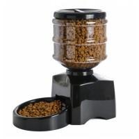 Accessoire repas pour chien et chat - Distributeur avec enregistreur vocal 3 repas Camon