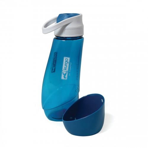 Gamelle et distributeur - Gourde Bottle & Bowl pour chiens