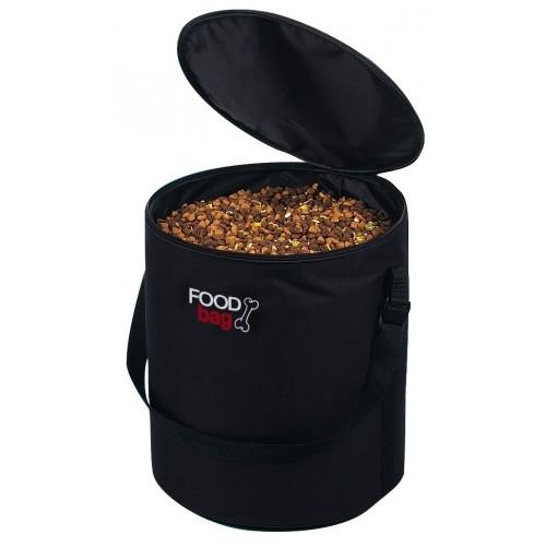 sac compact pour croquettes accessoire repas pour chien et chat trixie wanimo. Black Bedroom Furniture Sets. Home Design Ideas