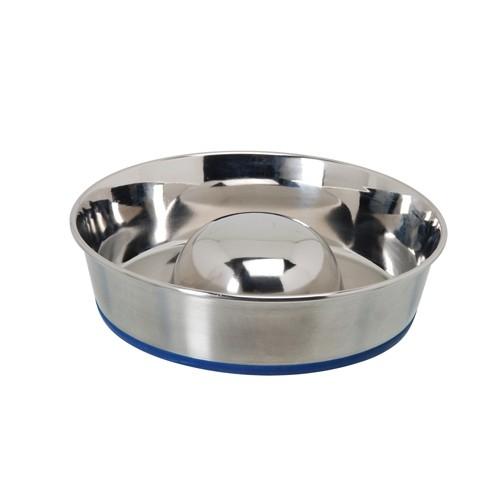 Gamelle et distributeur - Gamelle Slow Feed pour chiens