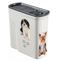 wanimo distributeur de croquettes gamelle pour chien. Black Bedroom Furniture Sets. Home Design Ideas