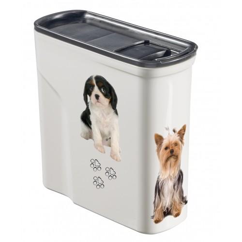 Gamelle et distributeur - Verseuse à croquette pour chiens