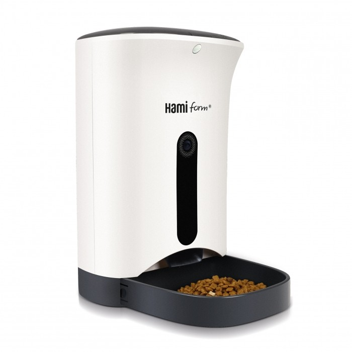 Gamelle, distributeur & fontaine - Distributeur Automatic Pet Feeder 4 repas pour chats