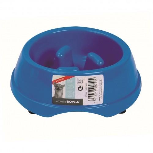 Gamelle et distributeur - Gamelle anti-glouton Melamine pour chiens