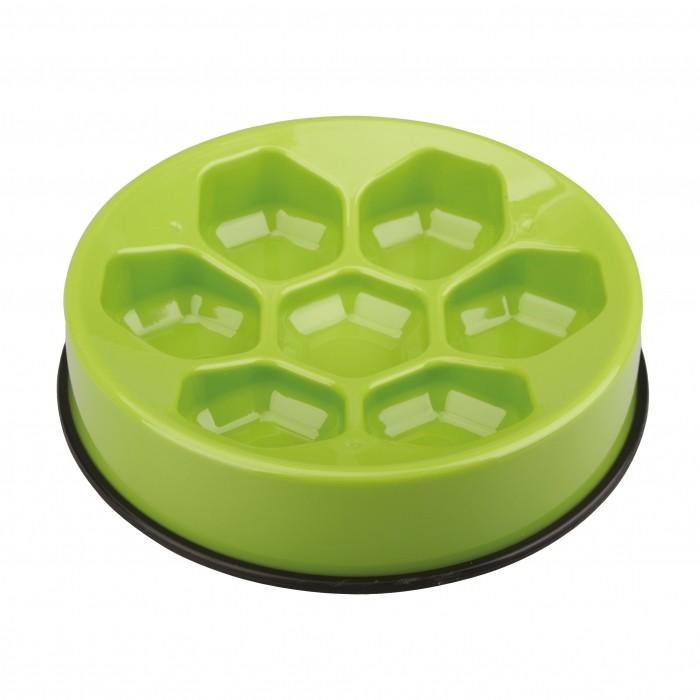 Gamelle et distributeur - Gamelle anti-glouton Cavity pour chiens