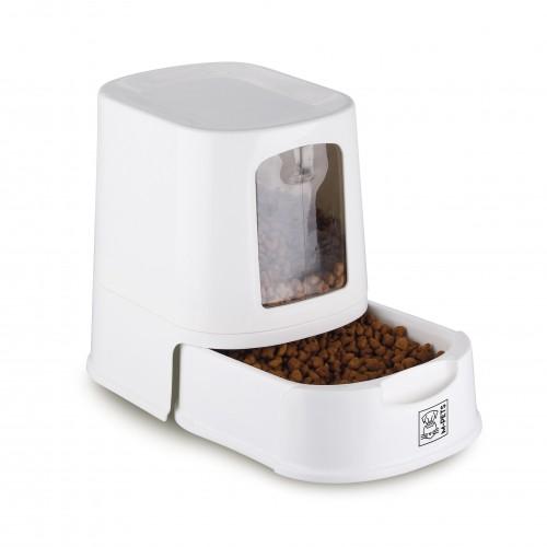 Gamelle, distributeur & fontaine - Distributeur de croquettes Lena pour chats