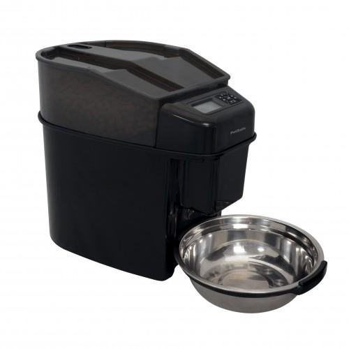 Gamelle, distributeur & fontaine - Distributeur digital 12 repas  pour chats