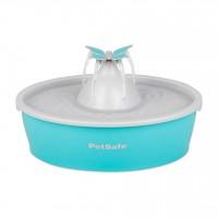 Fontaine à eau pour chat et petit chien - Fontaine Drinkwell Butterfly 1,5L Petsafe
