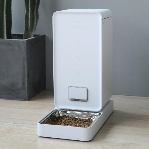 Gamelle, distributeur & fontaine - Distributeur automatique de nourriture pour chats