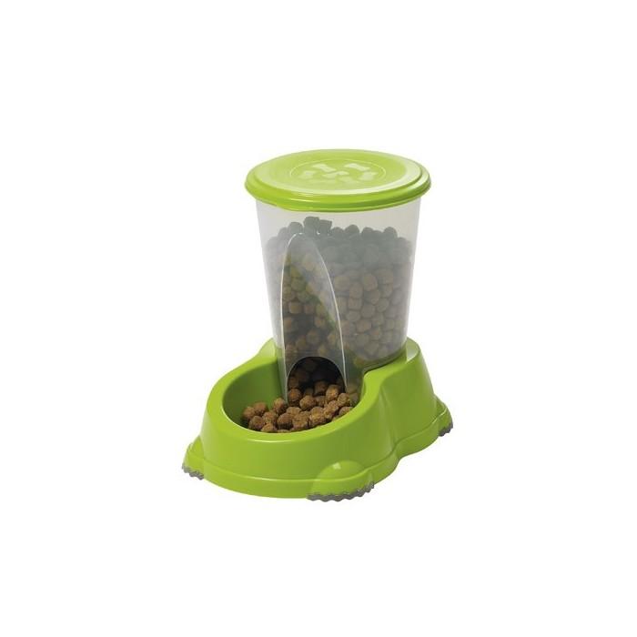 Gamelle et distributeur - Distributeurs de croquettes et d'eau Smart 1.5L pour chiens