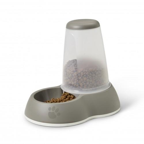 Gamelle, distributeur & fontaine - Distributeur de croquettes Loop pour chats