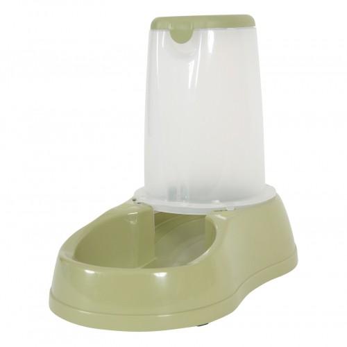 Gamelle, distributeur & fontaine - Distributeur de croquettes antidérapant  pour chats