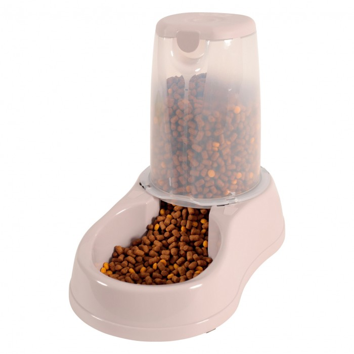 Gamelle et distributeur - Distributeur de croquettes Pastel pour chiens
