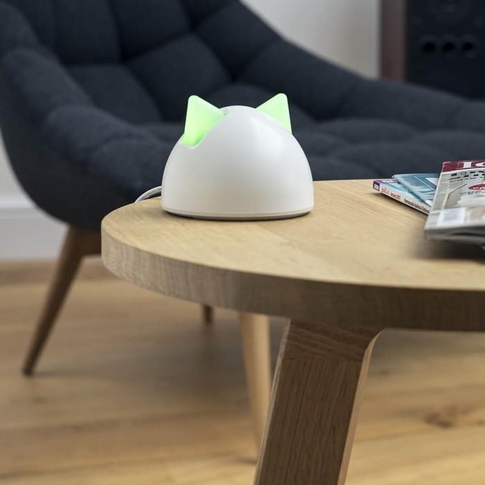 Chatière, sécurité, anti-fugue - Hub pour de connexion pour chats