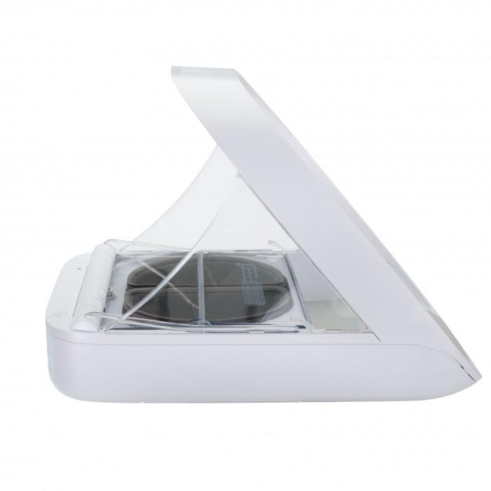 Gamelle, distributeur & fontaine - Distributeur électronique Connect pour chats
