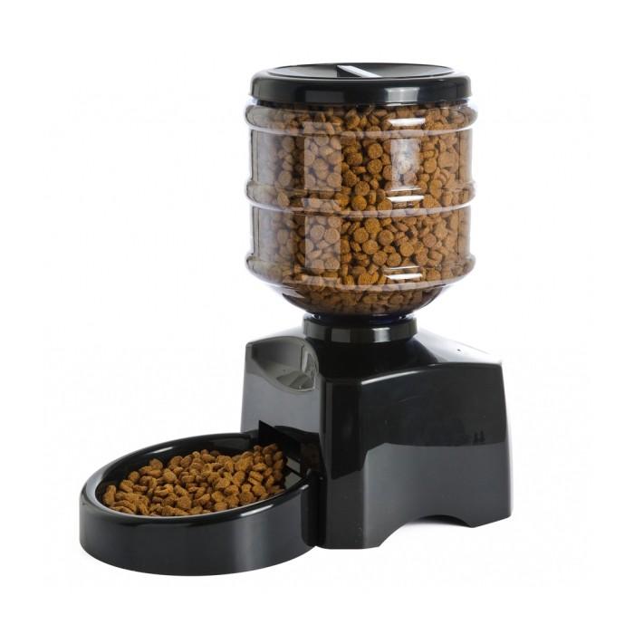 distributeur avec enregistreur vocal 3 repas accessoire repas pour chien et chat camon wanimo. Black Bedroom Furniture Sets. Home Design Ideas