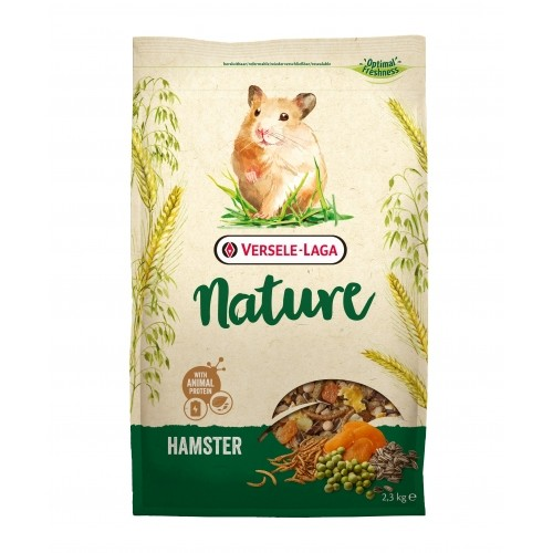 Aliment pour rongeur - Hamster Nature pour rongeurs