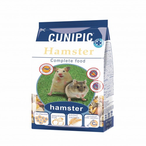 Aliment pour rongeur - Complete Food Hamster pour rongeurs