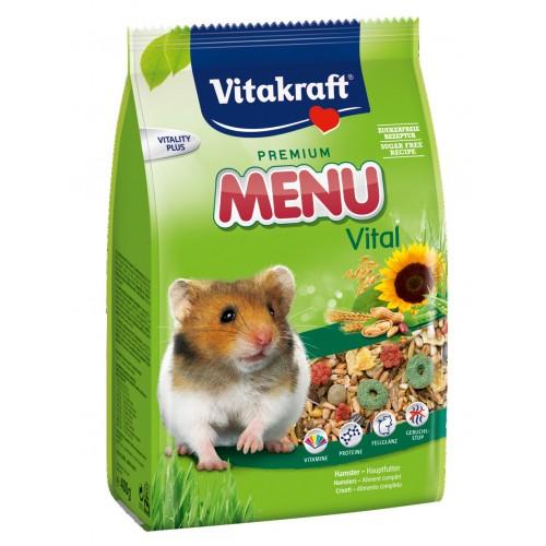 Aliment pour rongeur - Menu Premium Hamster pour rongeurs