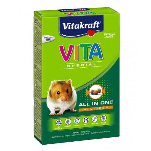 Aliment pour rongeur - Vita Spécial Hamster pour rongeurs