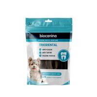 Hygiène bucco-dentaire - Lamelles à mâcher végétales Triodental  Biocanina