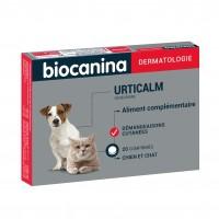 Aliment complémentaire - Urticalm anti-démangeaisons Biocanina