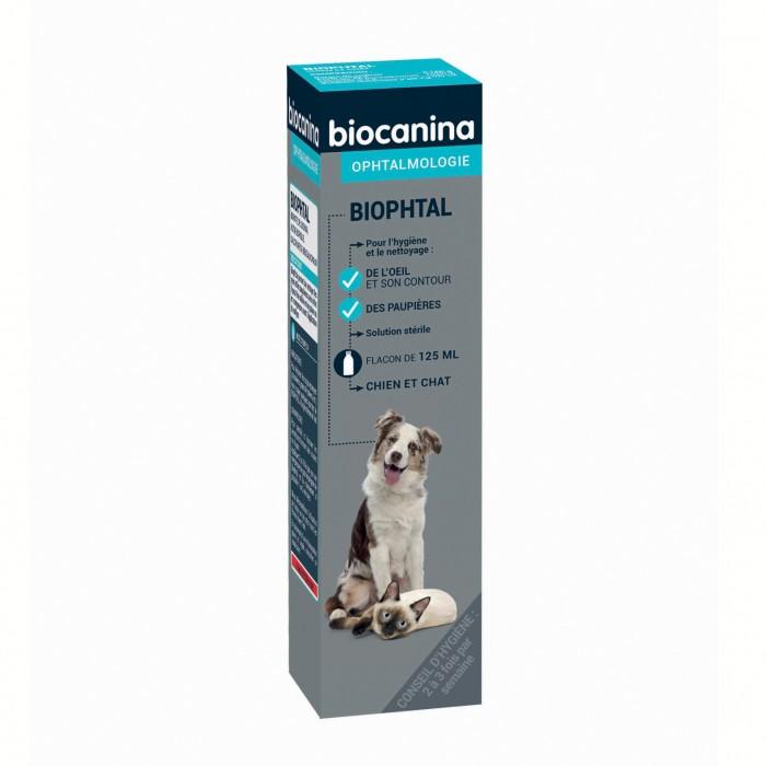 Hygiène dentaire, soin du chien - Biophtal pour chiens