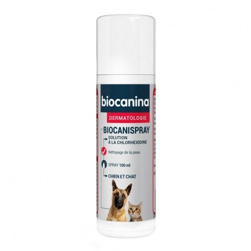 Hygiène dentaire, soin du chien - Biocanispray pour chiens
