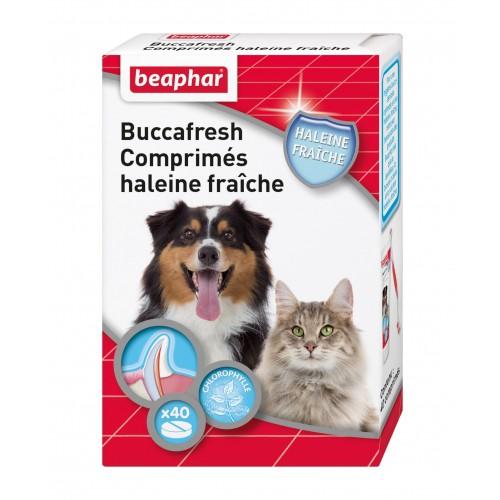 Soin et hygiène du chat - Buccafresh Comprimés pour chats