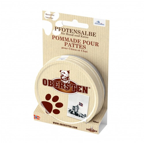 Soin et hygiène du chat - Pommade pour pattes pour chats