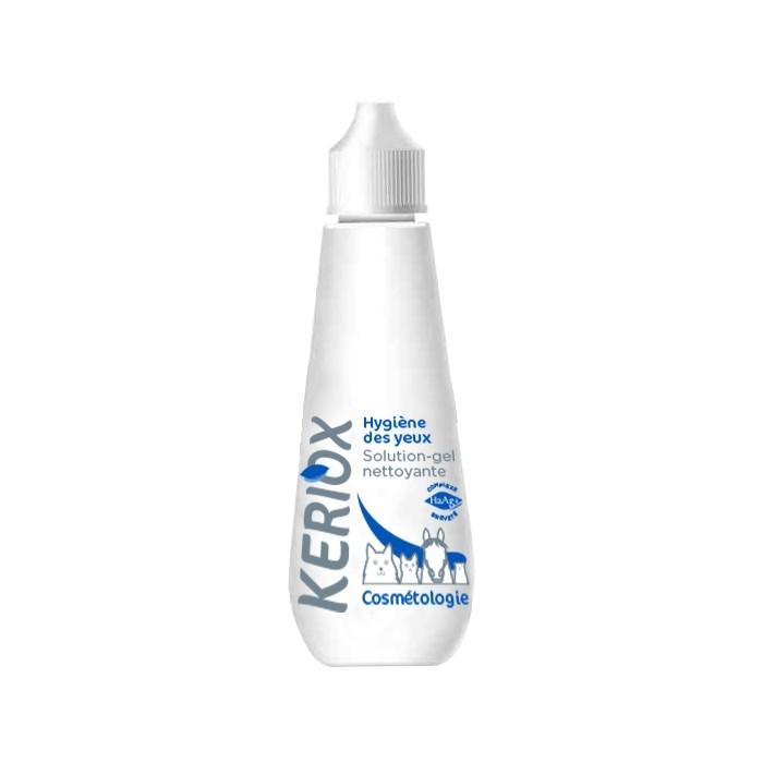 Sélection Made in France - KERIOX® Hygiène des yeux pour rongeurs